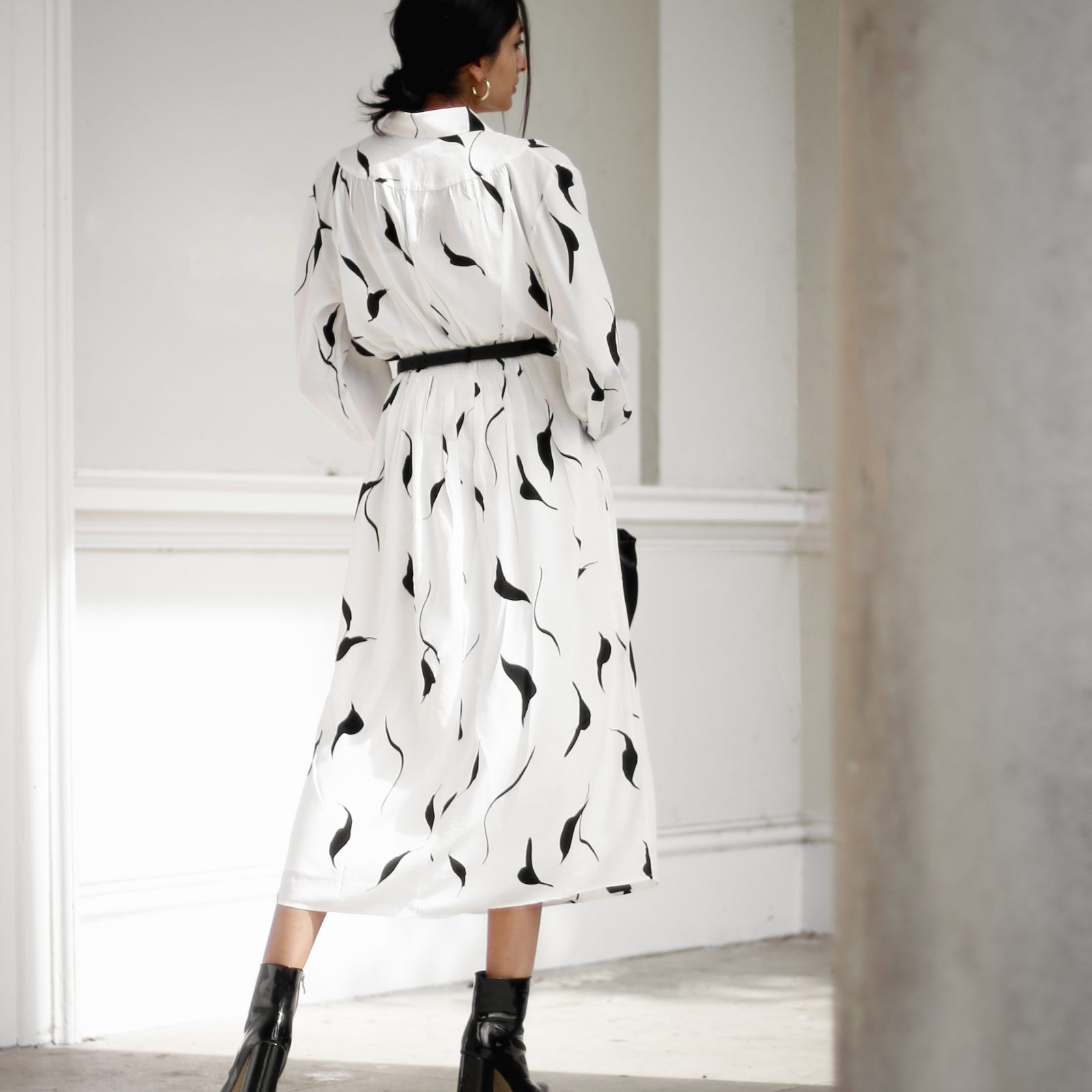 Abstract Prints & Dresses